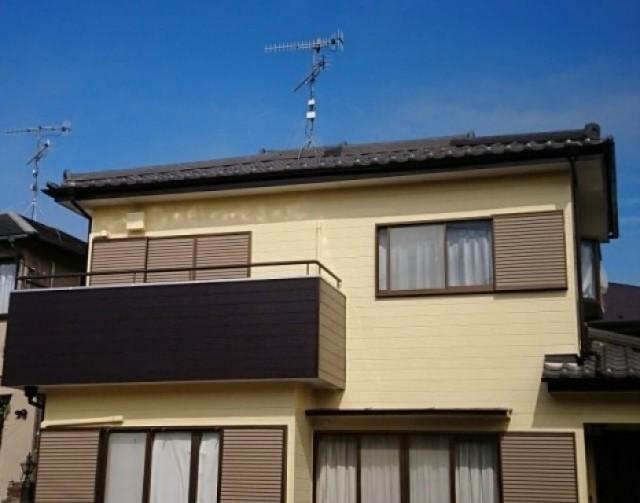 続きを読む 熊谷市 大原 外壁塗装工事
